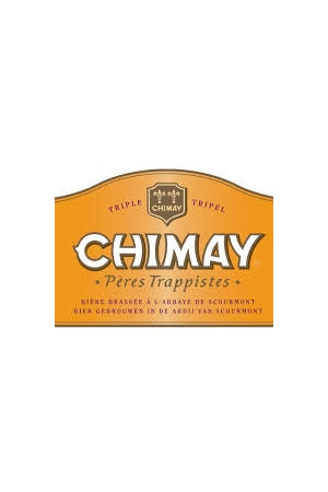 Chimay Wit Trippel