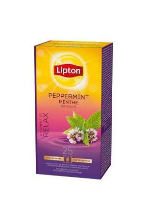 LIpton Peppermint Infusion