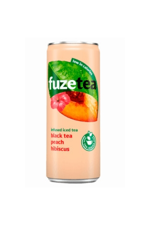 Fuze Tea * Peach Hibiscus