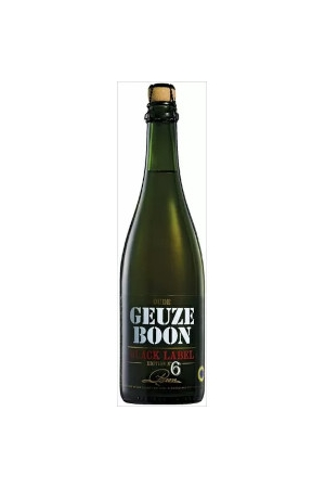 Boon Oude Geuze Black Label 2016