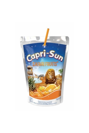 Capri Sun Safari Fruit